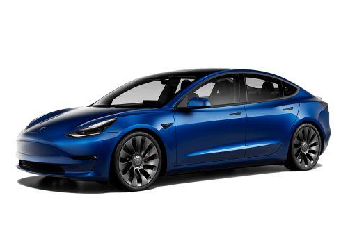 Tesla Model 3 76kWh Performance Dual Motor AWD - Deep Blue