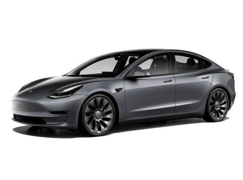 Tesla Model 3 76kWh Performance Dual Motor AWD - Midnight Silver