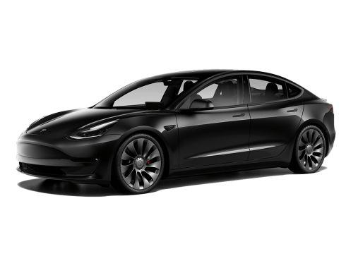 Tesla Model 3 76kWh Performance Dual Motor AWD - Solid Black