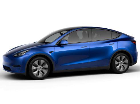 Tesla Model Y 75kWh Long Range Dual Motor AWD - Deep Blue