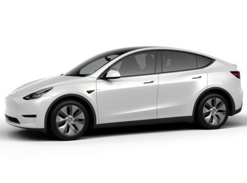 Tesla Model Y 75kWh Long Range Dual Motor AWD - Pearl White Multi-Coat