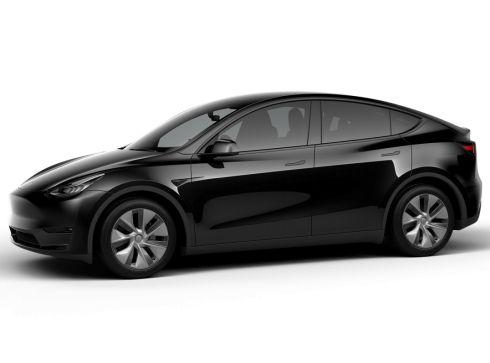 Tesla Model Y 75kWh Long Range Dual Motor AWD - Solid Black
