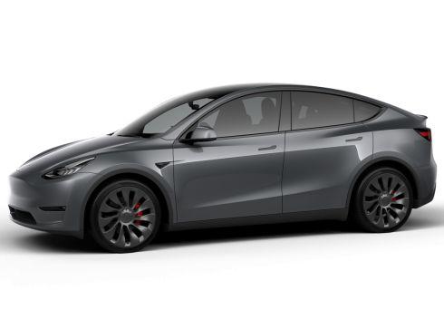 Tesla Model Y 75kWh Performance - Midnight Silver