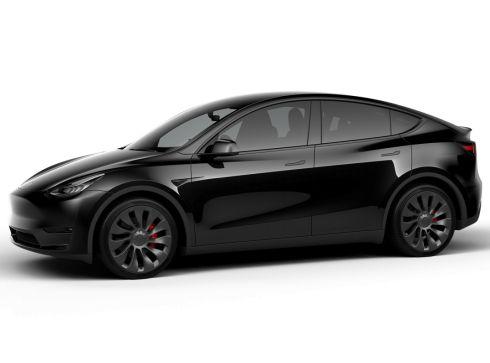 Tesla Model Y 75kWh Performance - Solid Black
